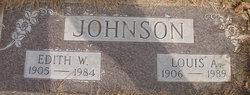 Edith Helene <I>Williams</I> Johnson
