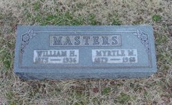 Meda Myrtle <I>Kinison</I> Masters