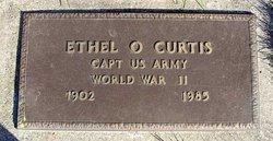 Ethel O. Curtis