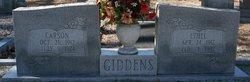 Carson R Giddens