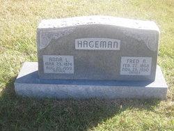 Fred Andrew John Hageman