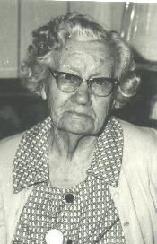 Flossie Mae <I>Phillips</I> Etier