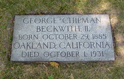 George Chipman Beckwith, II