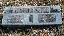 Mabel I. Galbraith