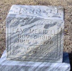 Fay Merrell