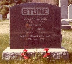 Mary Blanche Stone