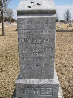 Benjamin Robert Bates