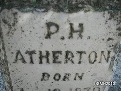 Perry Henderson Atherton