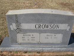 Roscoe Braithwaite Crowson