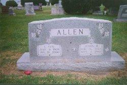 """Laurie Ava """"Pip"""" <I>Andrews</I> Allen"""
