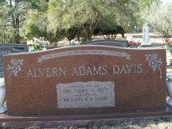 Jessie Alvern <I>Adams</I> Davis