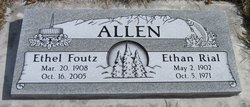 Ethan Rial Allen