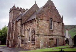 Duddingston Church Graveyard