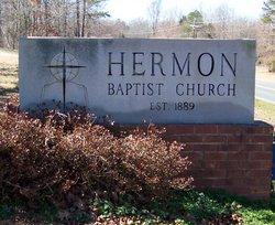 Hermon Baptist Church Cemetery