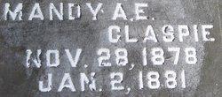 Mandy A. E. Glaspie