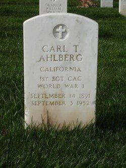 Carl Theodore Ahlberg