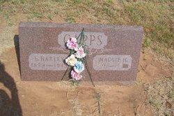 Maggie Hazel Capps