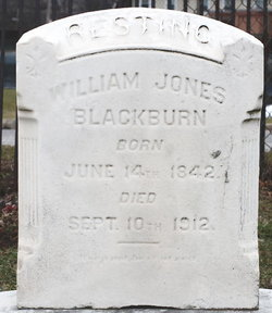 William Jones Blackburn