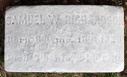 Samuel W Richardson