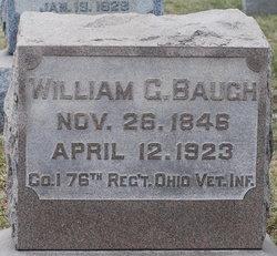 William Gill Baugh, Sr