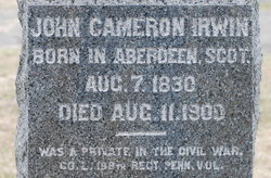 John Cameron Irwin