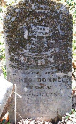 """Mary """"Polly"""" <I>Quiett</I> Donnell"""