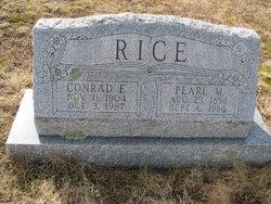 Conrad E Rice