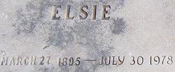 Elsie Mae <I>Trout</I> Sandlin