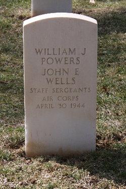 SSGT William J Powers