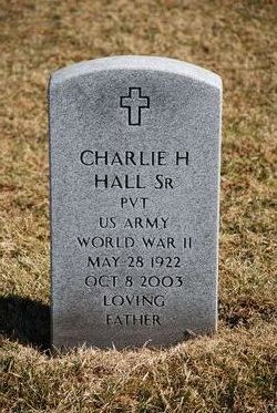 Charlie H. Hall, Sr