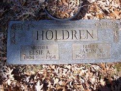 Elsie Anne Holdren
