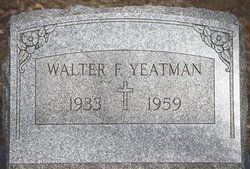 Walter F. Yeatman