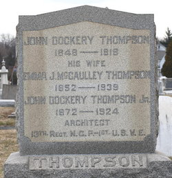 John Dockery Thompson, Jr