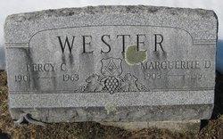 Marguerite D Wester