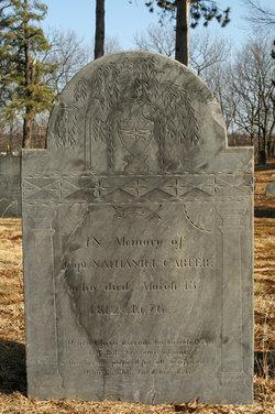Capt Nathaniel Carter, Jr