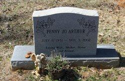 Penny Jo <I>Petty</I> Arthur