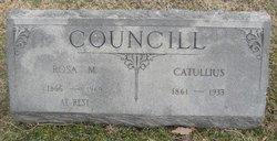 Catherine Catulius Councill