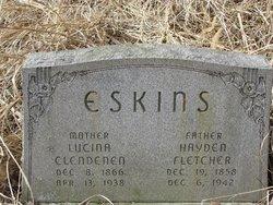 Lucina Isadora <I>Clendenin</I> Eskins
