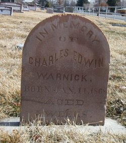 Charles Edwin Warnick