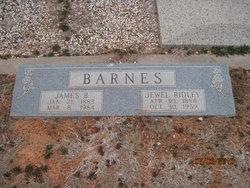 Jewel Estelle <I>Ridley</I> Barnes