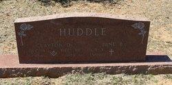 Clayton Dee Huddle