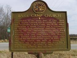 Bark Camp Cemetery