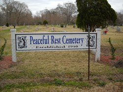 Peaceful Rest Cemetery