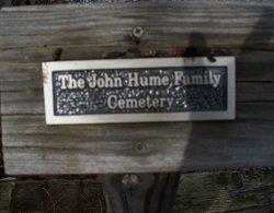 John Hume Cemetery