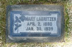 Mary Loanna <I>Terry</I> Lauritzen