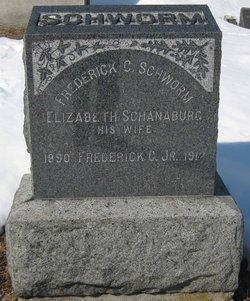 Elizabeth <I>Schanaburg</I> Schworm