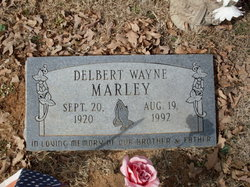 PFC Delbert Wayne Marley