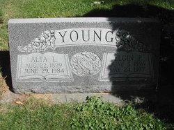 Alta Lucinda <I>Bingham</I> Young