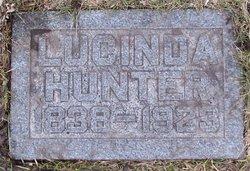 Lucinda C <I>Cox</I> Hunter