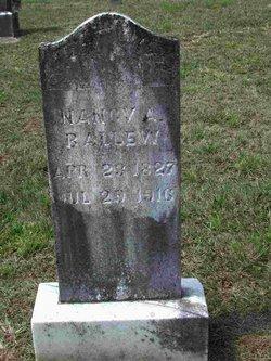 Nancy A. <I>Withrow</I> Ballew